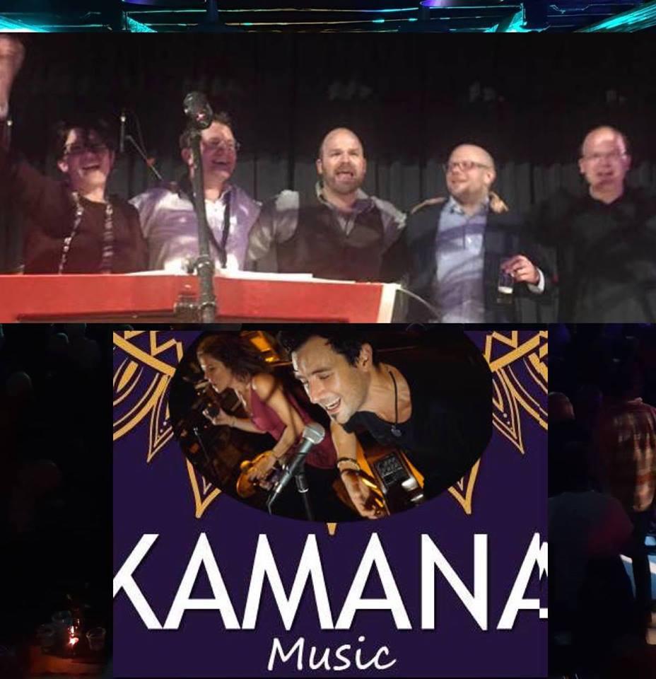 HALLOWEEN 2018 - with Jambalaya& Kamana MusicOctober 31st, 2018