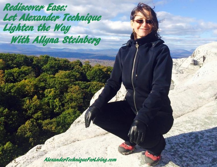 Learn principles of the Alexander Technique during an activity you enjoy, and find benefits in all parts of your life.