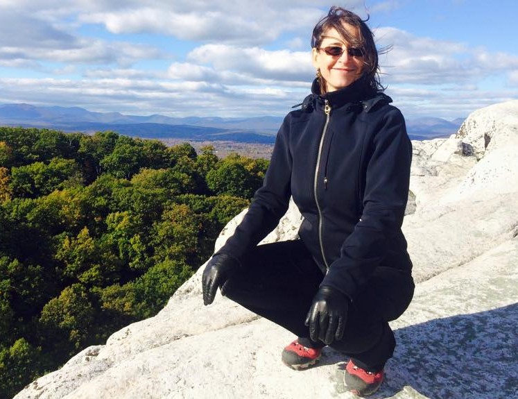 Allyna Steinberg, certified Alexander Technique teacher, is reaching new heights instead of worrying about pain - and helping others do the same.