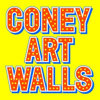 coney art walls
