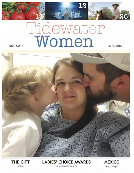 Cover of TW's June 2016 Issue