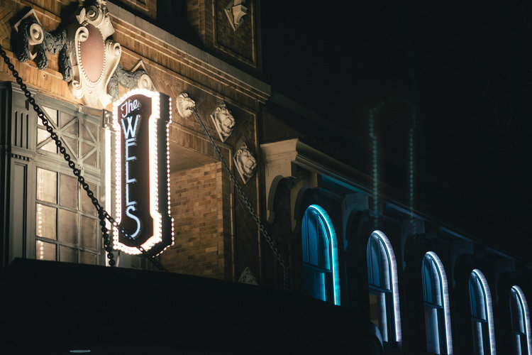 The Wells Theatre, photo by Rico Marcelo