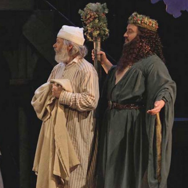 A Christmas Carol 2018 Virginia Stage Company
