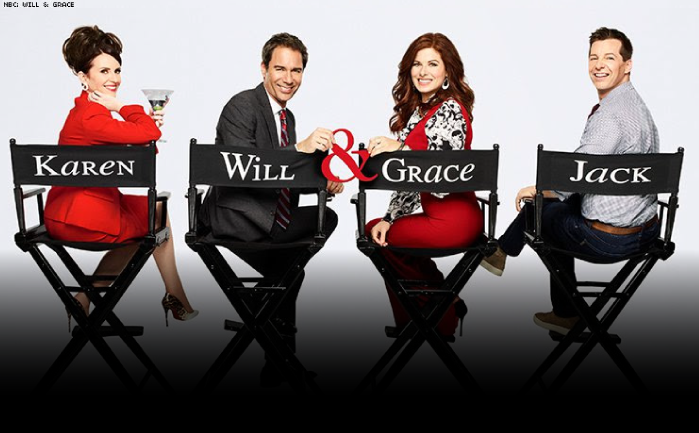 Will & Grace  Experience in LA   Capture a truly remarkable Los Angeles experience by attending a live taping of NBC's re-boot of the Emmy Award-winning sitcom,  Will & Grace . VIP seats, an exclusive swag bag, and an on-set meeting and picture with the cast will make your friends covet your LA connections. Kick off your unforgettable day with brunch at LA's celebrated  BluJam Cafe . We're throwing in a $500 travel voucher as well - Karen & Jack are waiting!    Special Thanks: John Quaintance, NBC, BluJam Cafe