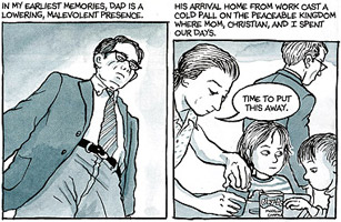 Excerpt from  Fun Home: A Family Tragicomic