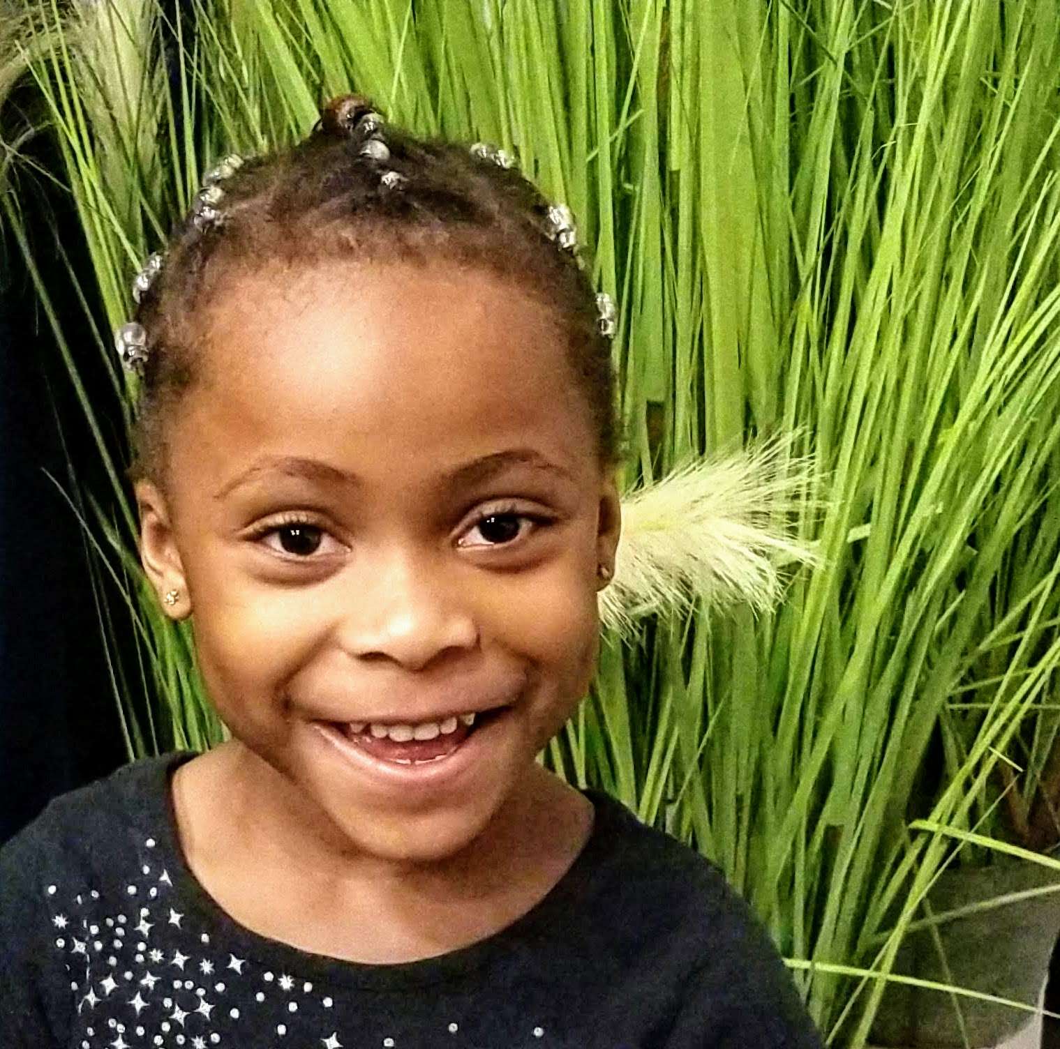 JAMILLIA TEASLEY - 5yr old actress and dancer