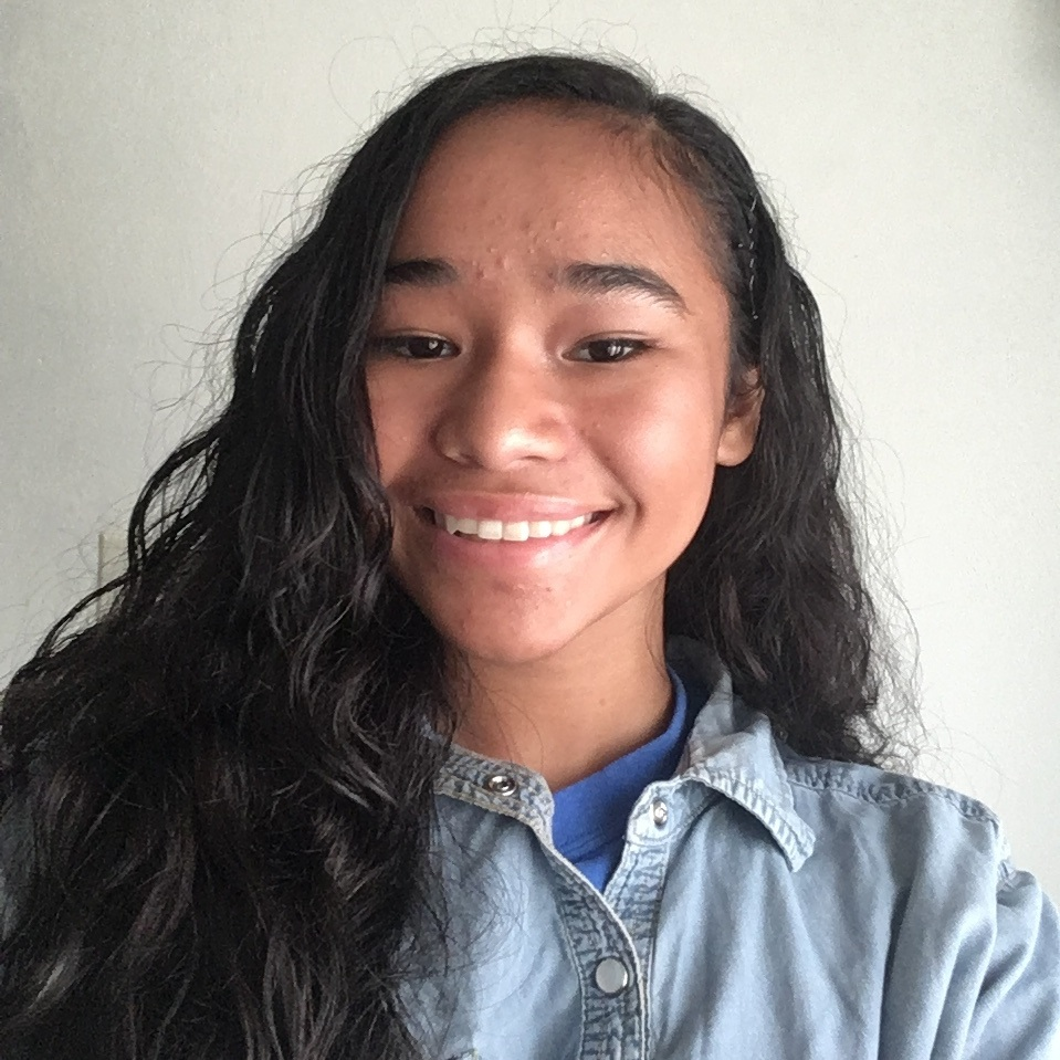 ZHARIA AGUIRRE - attends Salem MS, loves muay thai, field hockey, drawing, has an extremely caring soul.