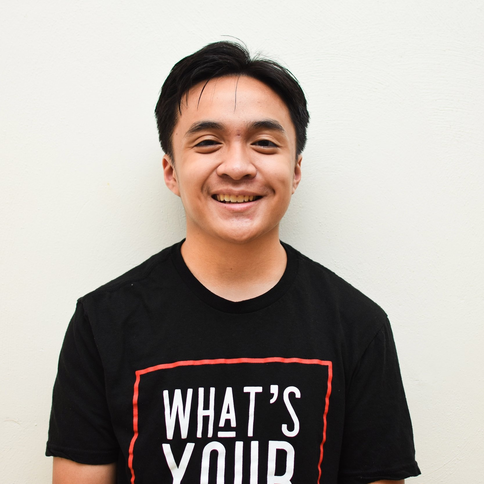 KAI ALFONSO - performs with SCAPA and loves to express his culture.