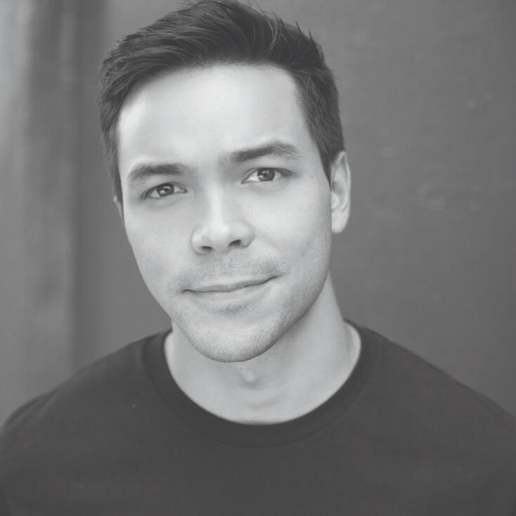 SAM SIMAHK - (Sky Masterson) is thrilled to be making his VSC debut! Broadway: Carousel. Tours: The King and I (1st National), Miss Saigon (Midwest Tour). Regional: West Side Story, The King and I (Lyric Opera of Chicago), Oklahoma! (Theatre Under the Stars), Thoroughly Modern Millie (Pittsburgh CLO), A Little Night Music (Huntington Theatre Company), Miss Saigon (Ogunquit Playhouse), Sweeney Todd, Into the Woods (Lyric Stage Co. of Boston), Big Fish (SpeakEasy Stage). Born and raised in Ashburnham, MA, he is a proud graduate of Emerson College and member of AEA. Website: sam-simahk.com; IG: soapboxsam