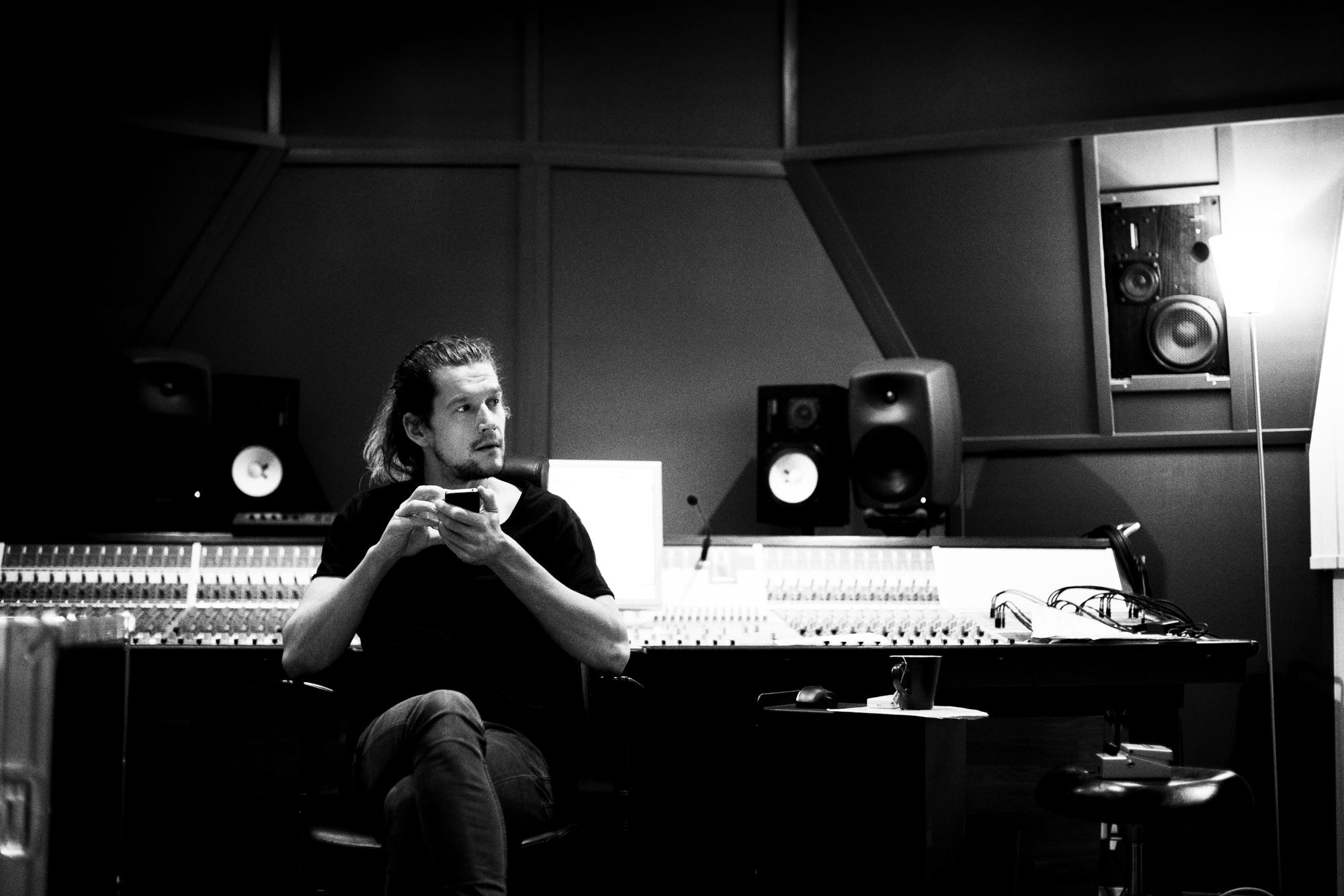 Producer Arto Tuunela.