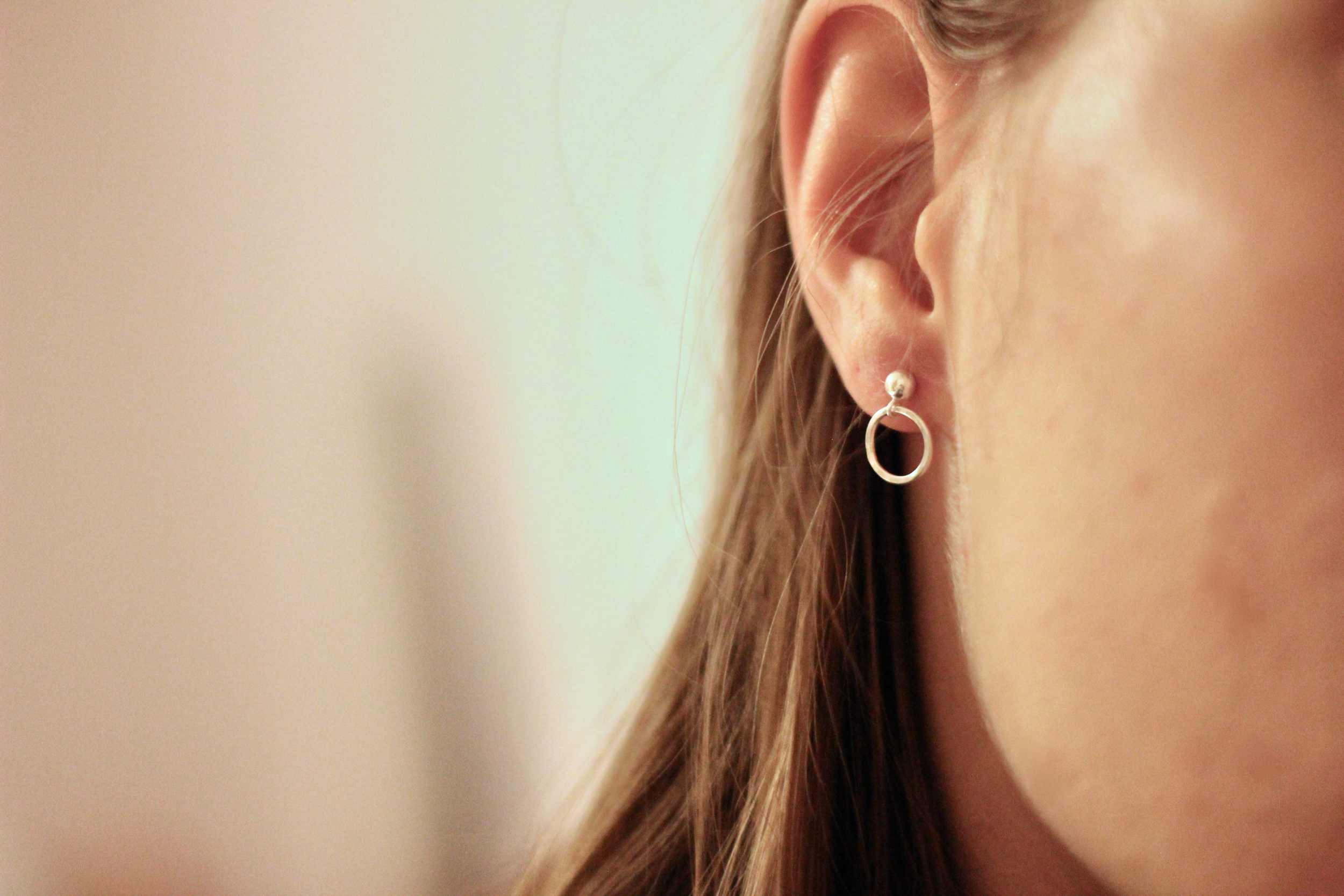 Earrings: Oh My Clumsy Heart