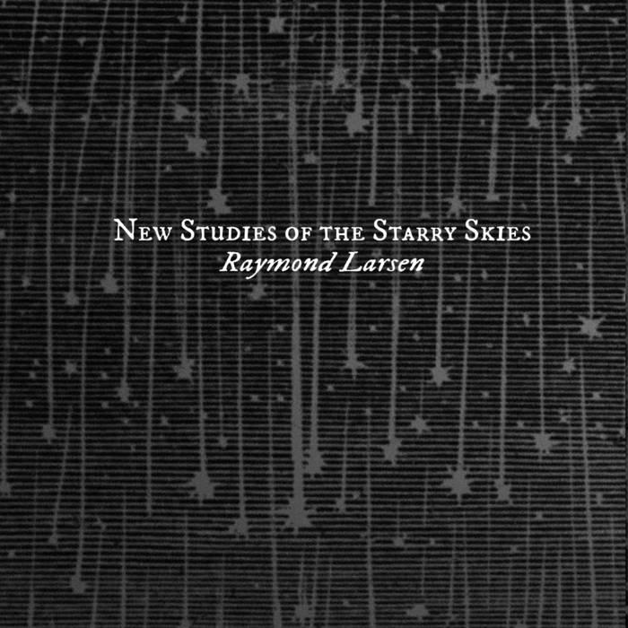 Raymond Larsen   New Studies Of The Starry Skies   Table & Chairs, 2016