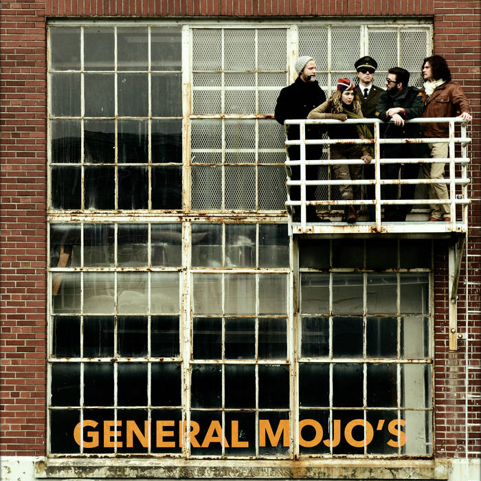 General Mojo's   Geese On The Lawn (single)   2015