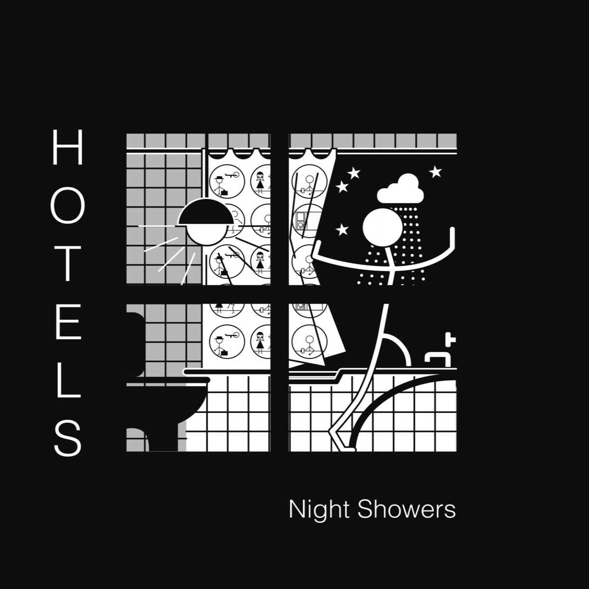Hotels   Night Showers   2016
