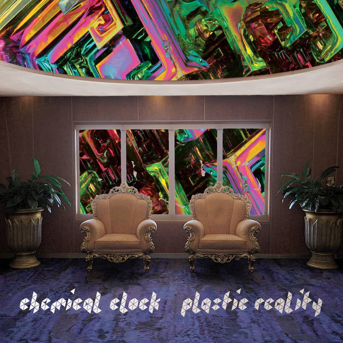 Chemical Clock   Plastic Reality   Table & Chairs, 2018