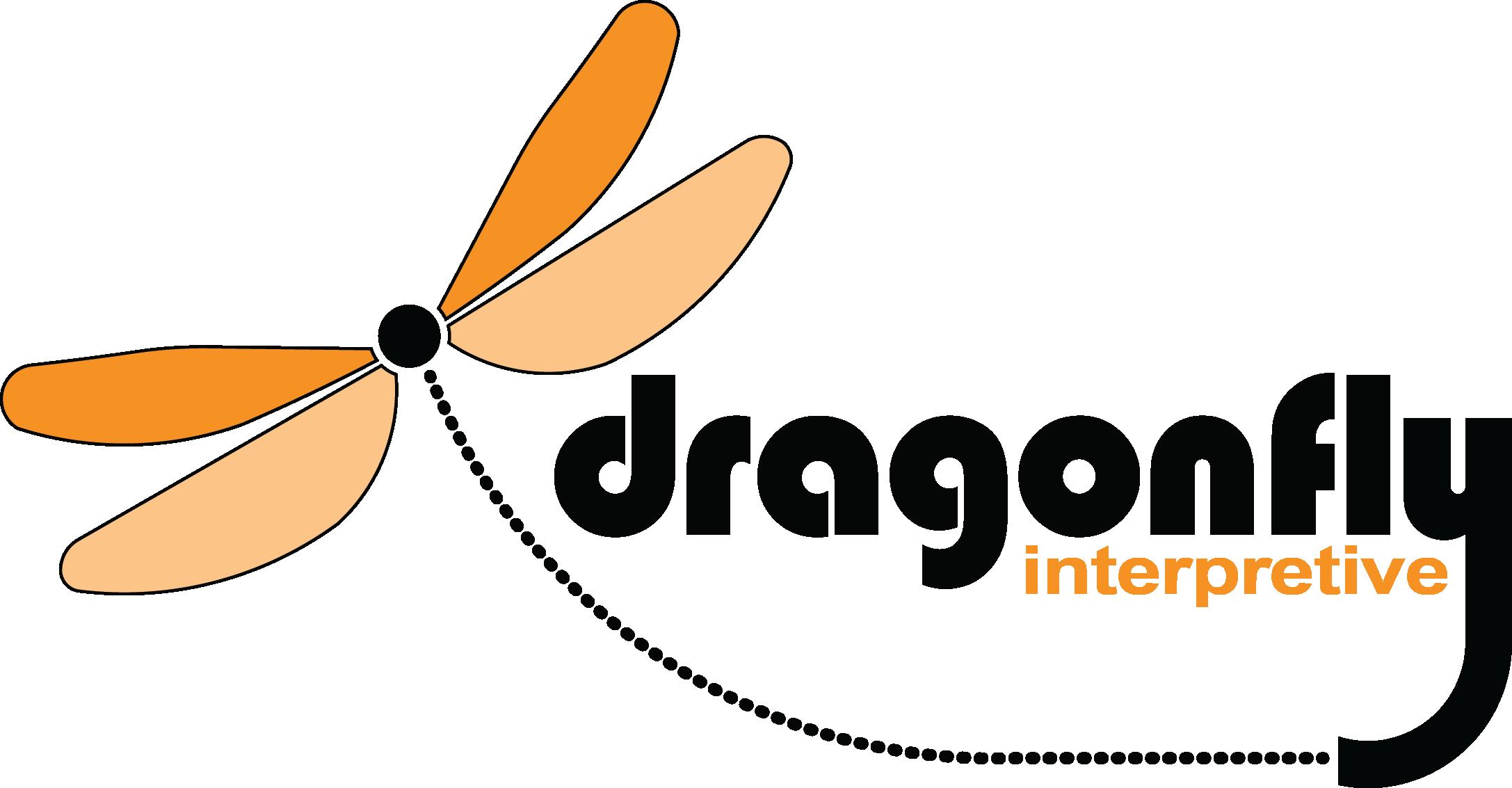 dragonfly interpretive: logo