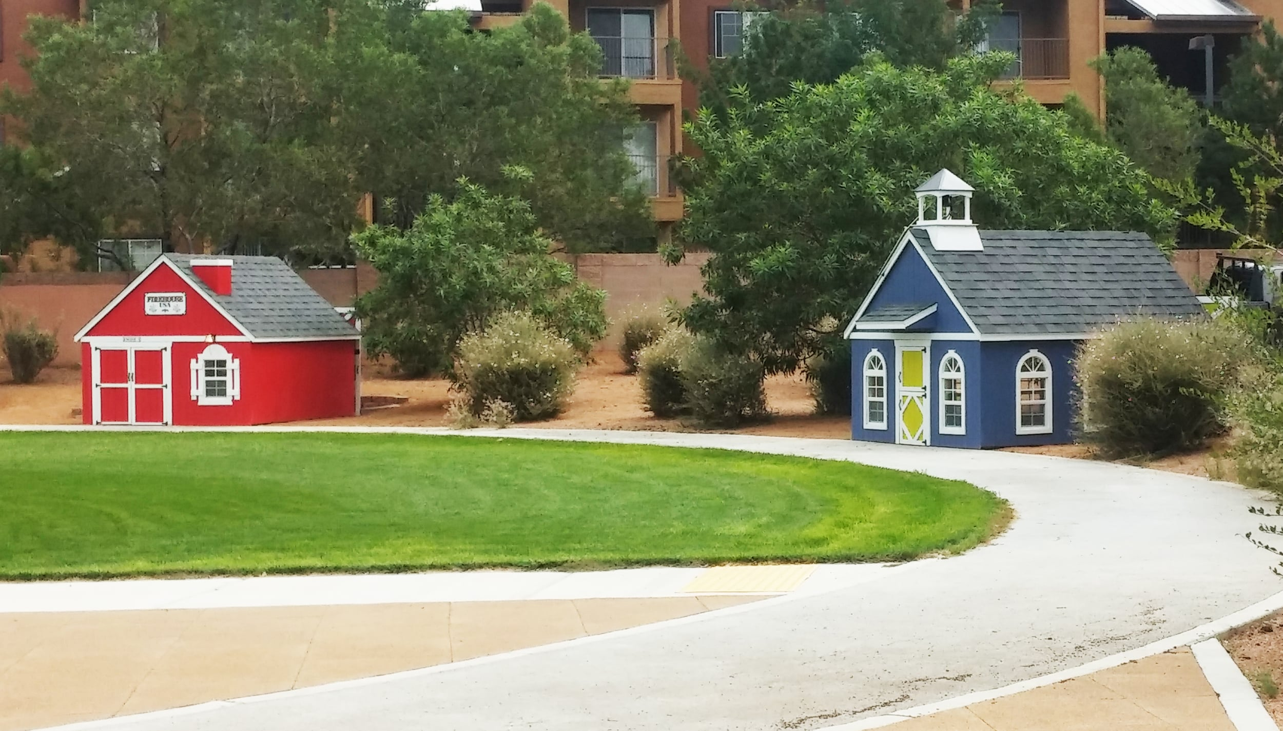 new mexico school for the blind & visually impaired play houses