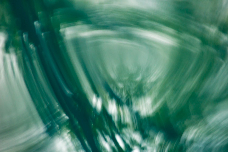 Liquid Light: Green Jewel