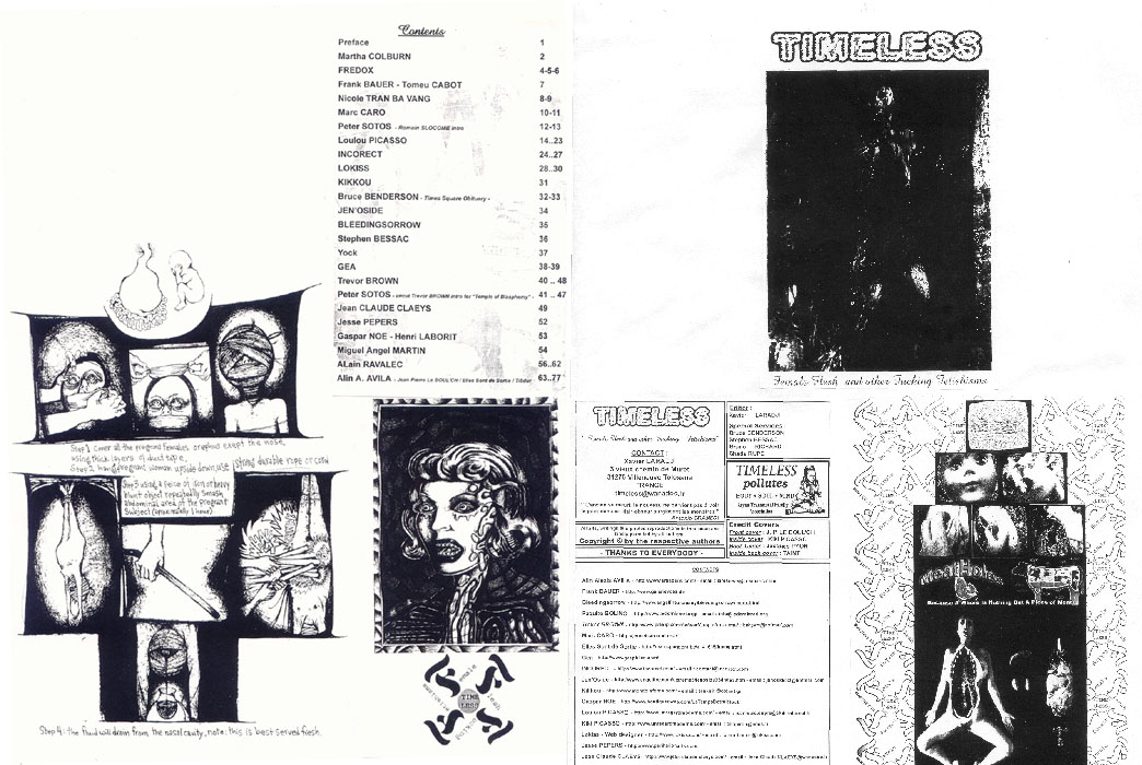 Timeless – French Publication (2003)