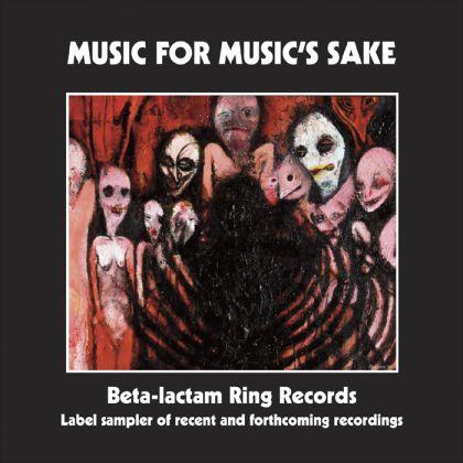 Beta-Beat Compilation - Music for Music's Sake (2014)