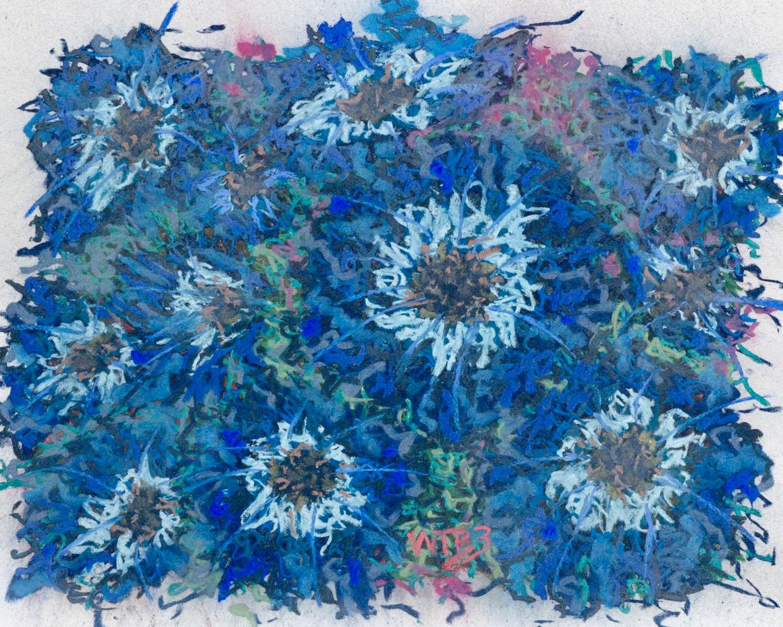 The Garden - Blue