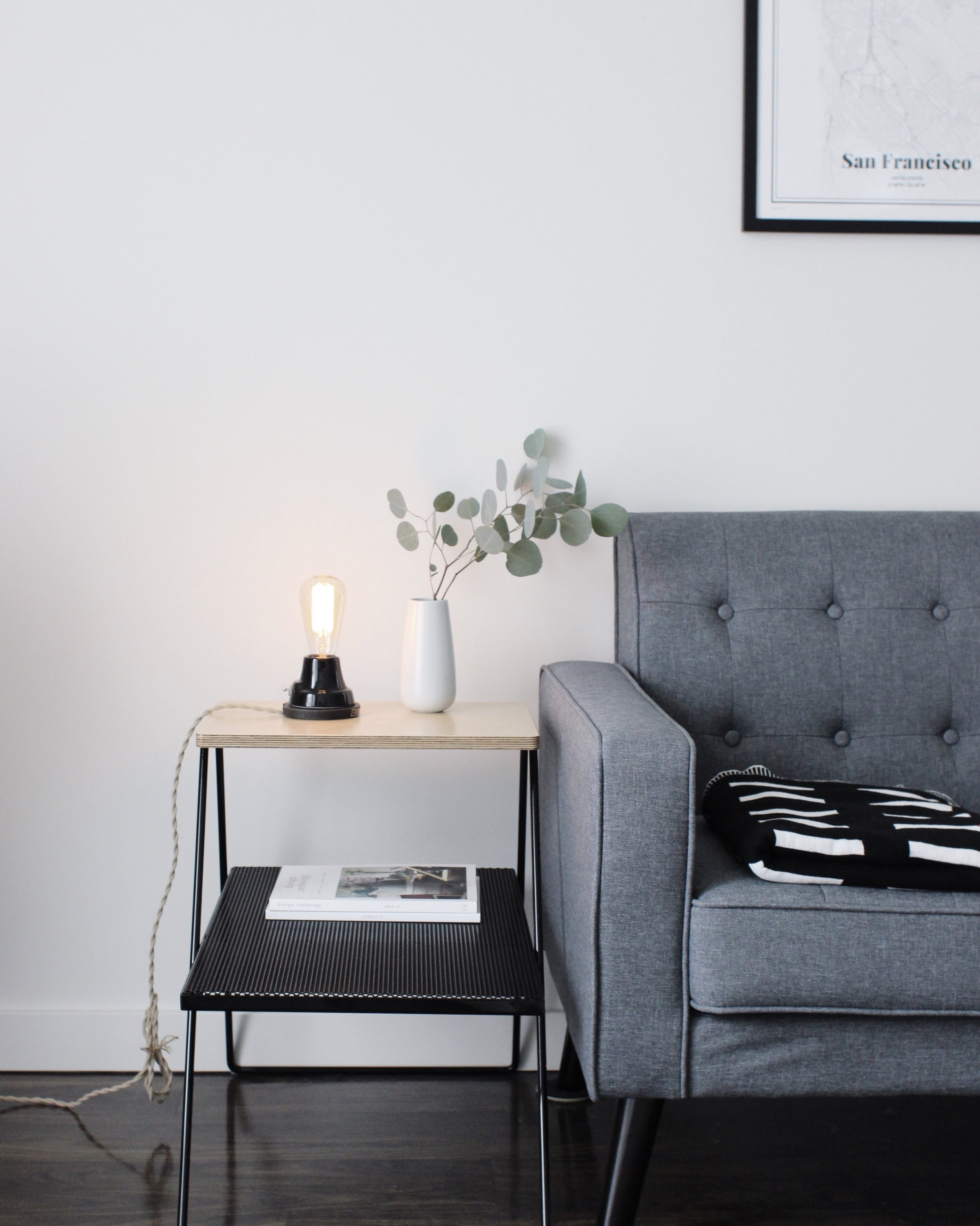 In collaboration with  Schoolhouse  | Tiered Side Table