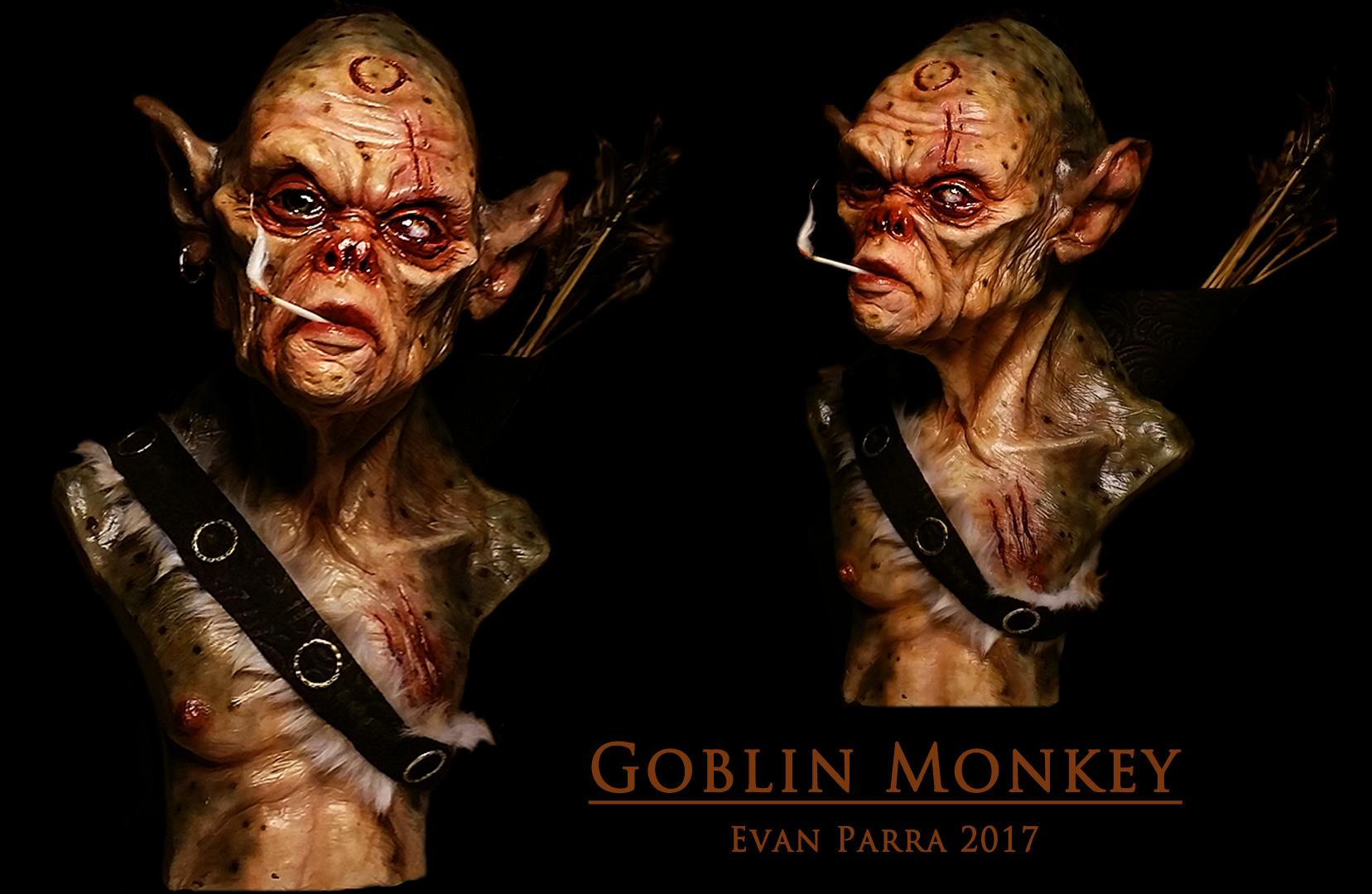 Goblin Monkey