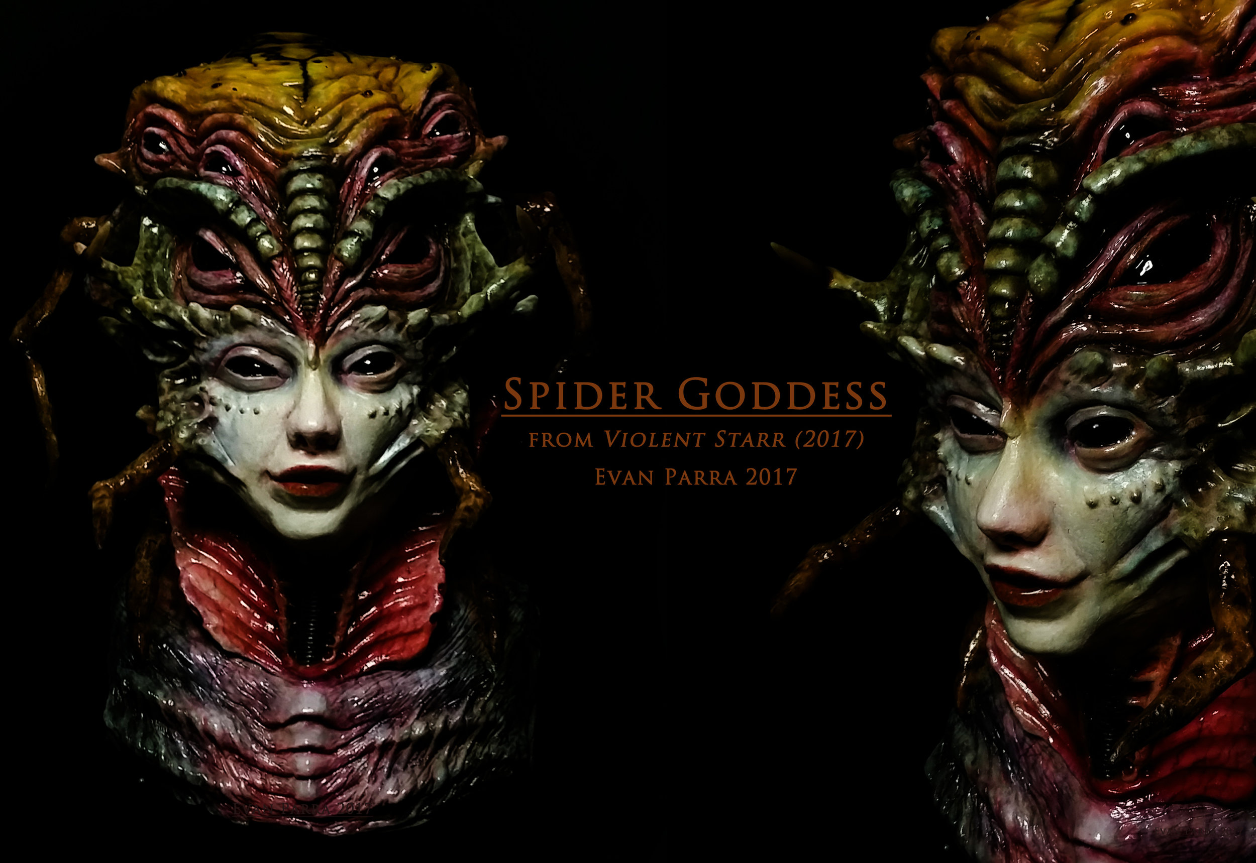 Spider Goddess (Violent Starr 2017)