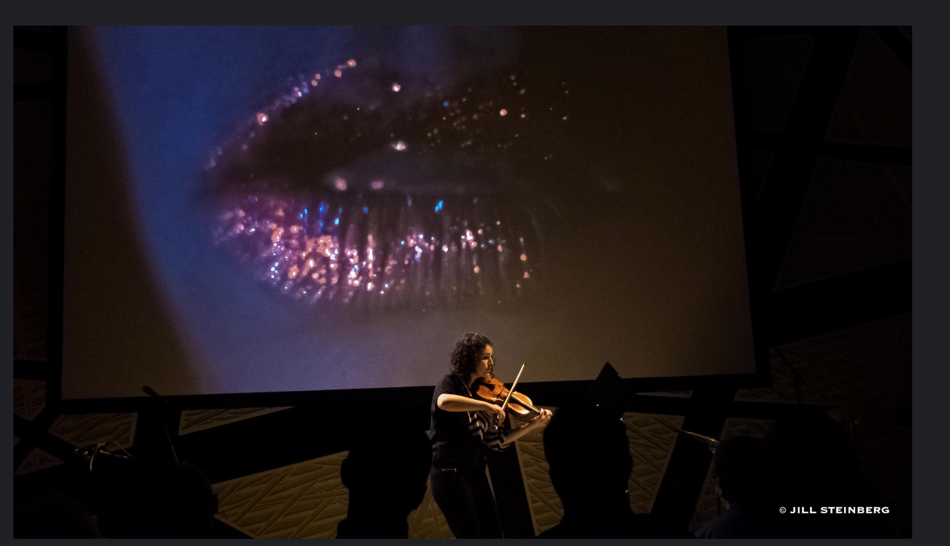 """Performing Lisa Bielawa's """"One Atom of Faith"""" with The Afield at National Sawdust's 2017 Ferus Festival"""