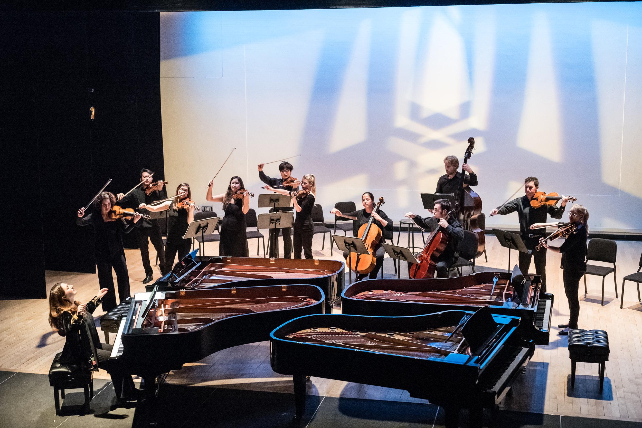 Ensemble Baroklyn at Miller Theater 2017