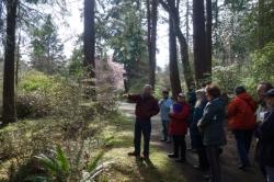 Native Plants Class Tour