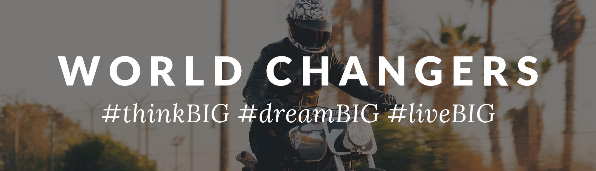 #thinkBIG #dreamBIG #liveBIG Campaign | Japheth Mast Blogger