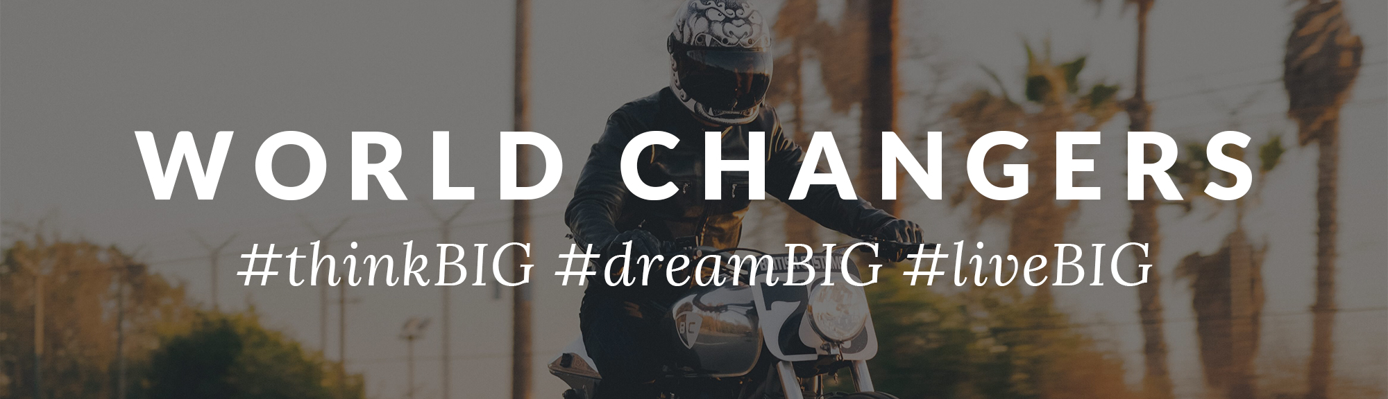 #thinkBIG #dreamBIG #liveBig Campaign New Year Goals 2018   Japheth Mast Blog