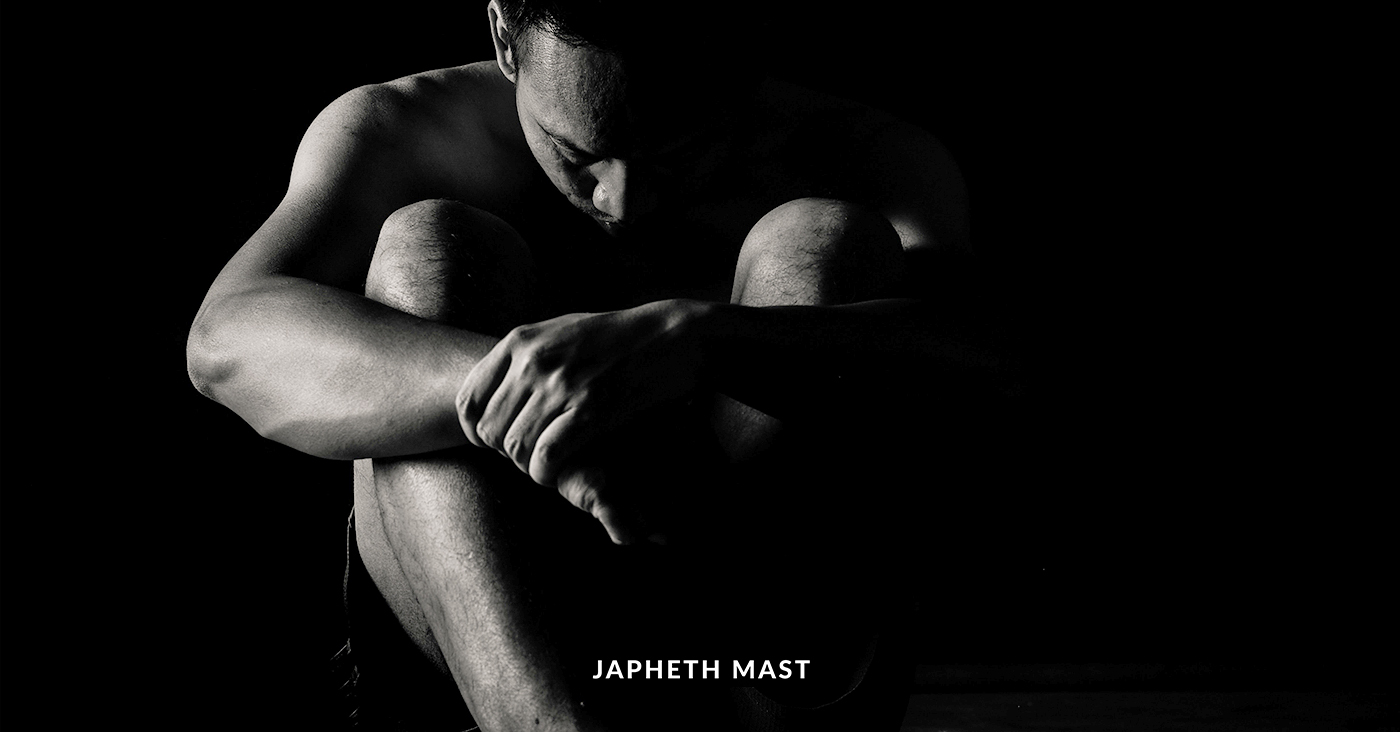 Japheth Mast Blogger - Vulnerability May Be Terrifying, But Hiding Is Suicide