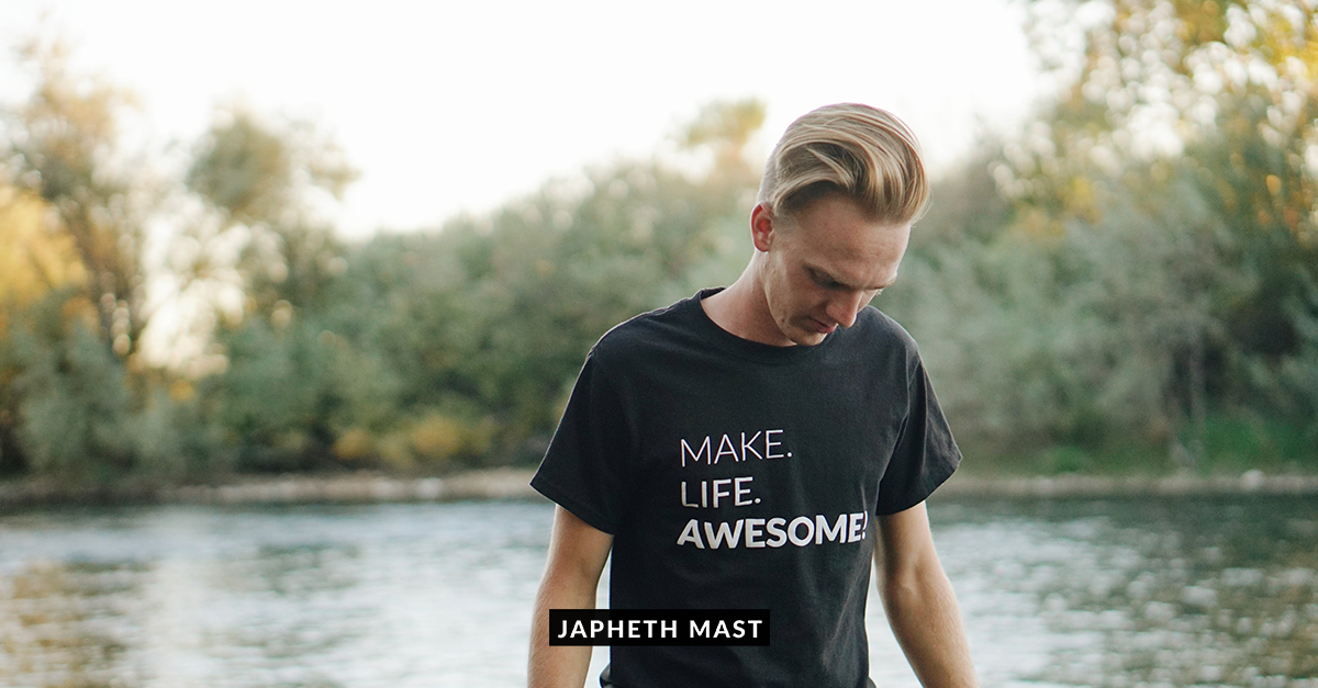 Japheth Mast Blog | The Necessity of Weakness and The Enneagram