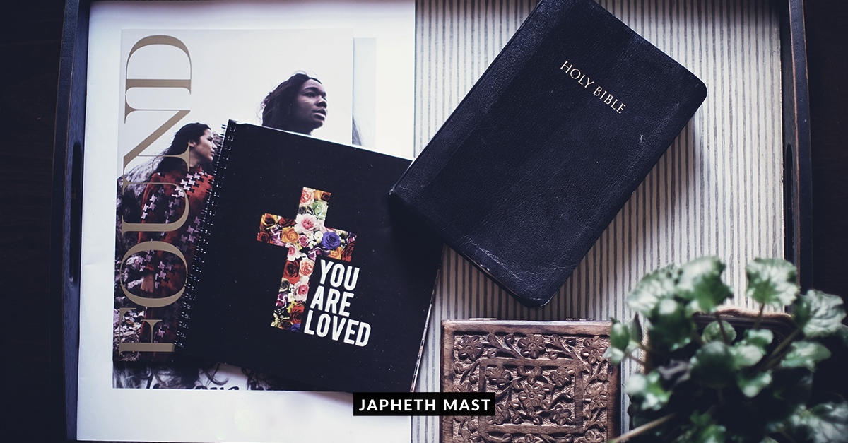 Japheth Mast Blog | The truth will transform and change you from the inside out