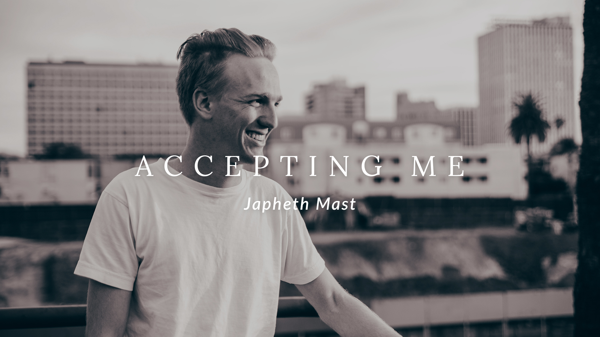 Accepting Me Spoken Word by Japheth Mast | Make Life Awesome