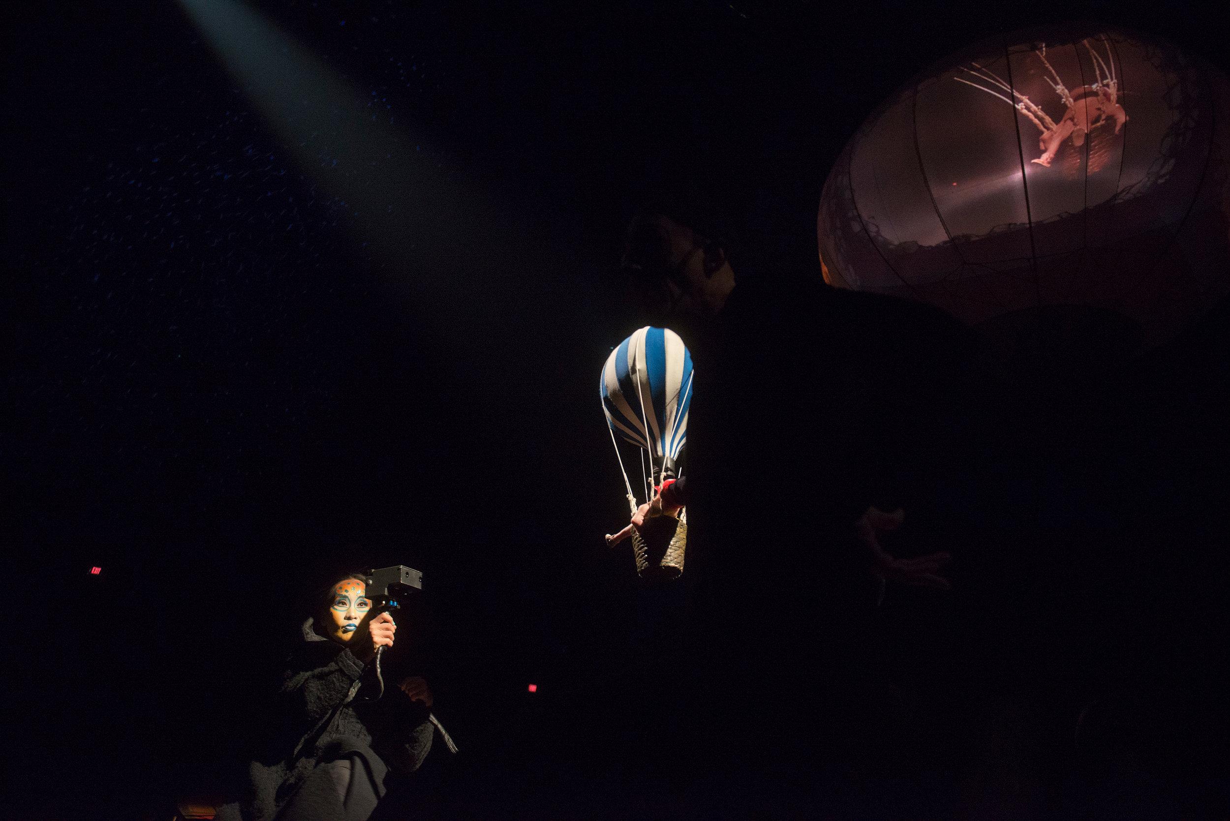 KURIOS – Cabinet of Curiosities by Cirque du Soleil