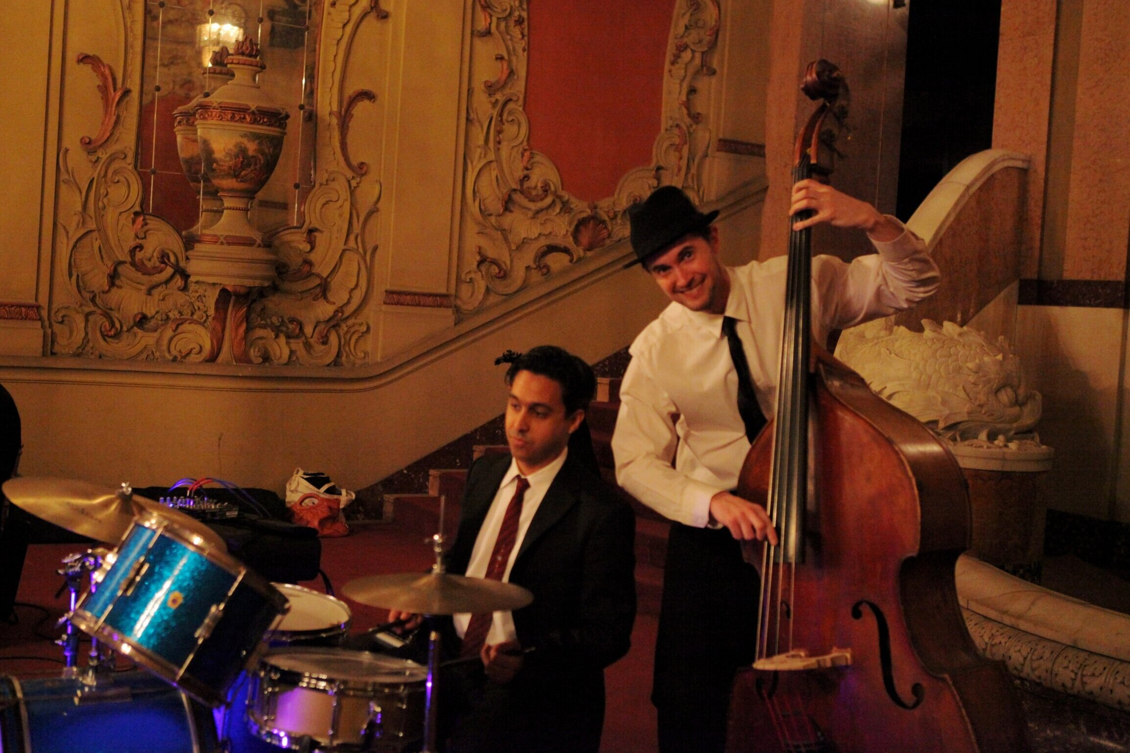 CORPORATE EVENT - My organization has worked with Katie Harris and the Secret Jazz Band nearly a dozen times. We could not recommend them more highly for their combination of professionalism and talent. They always work with us to ensure that our specific needs are catered to and that our guests are entertained. -Ari R, Los Angeles, CA