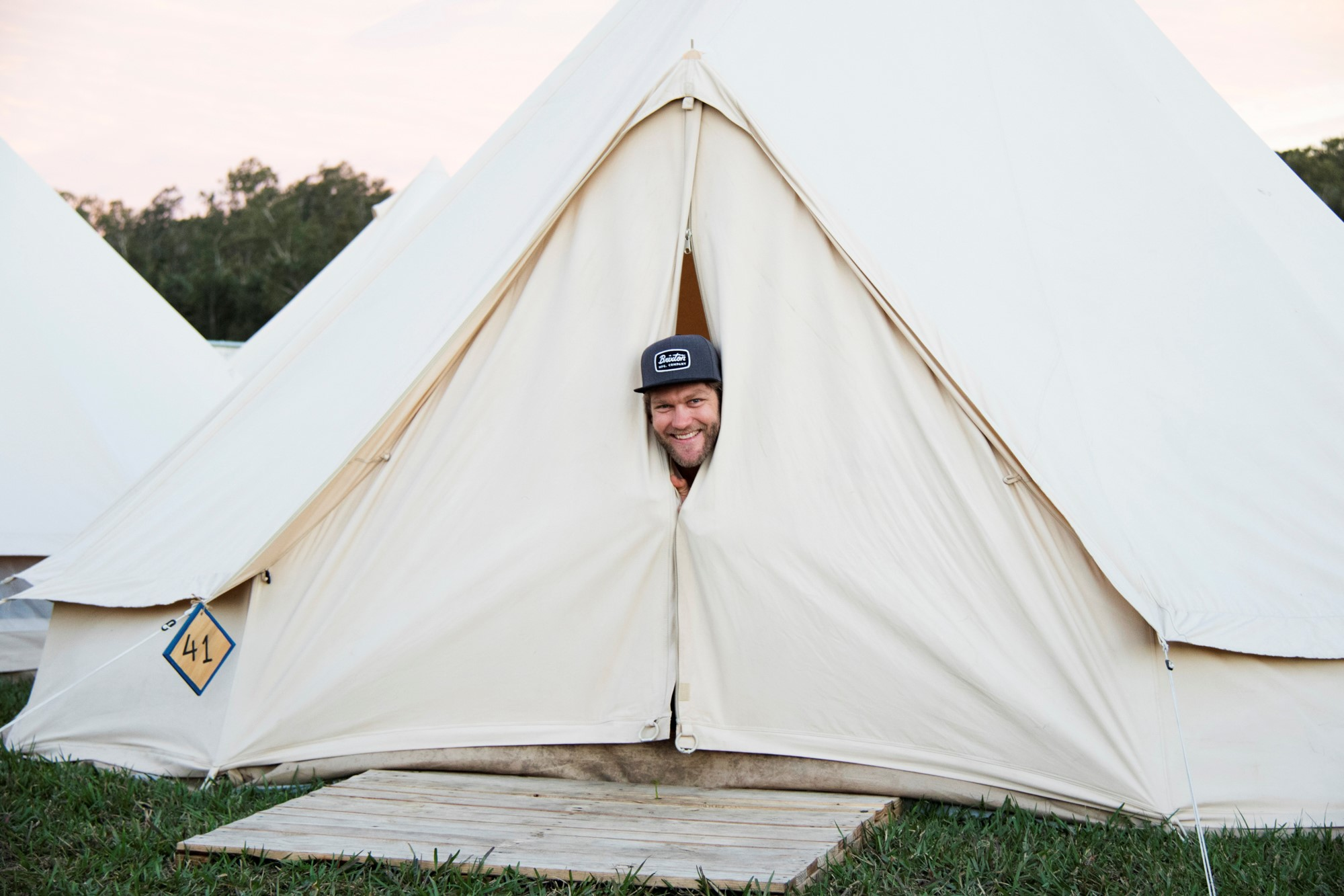 Classic Flash Tent