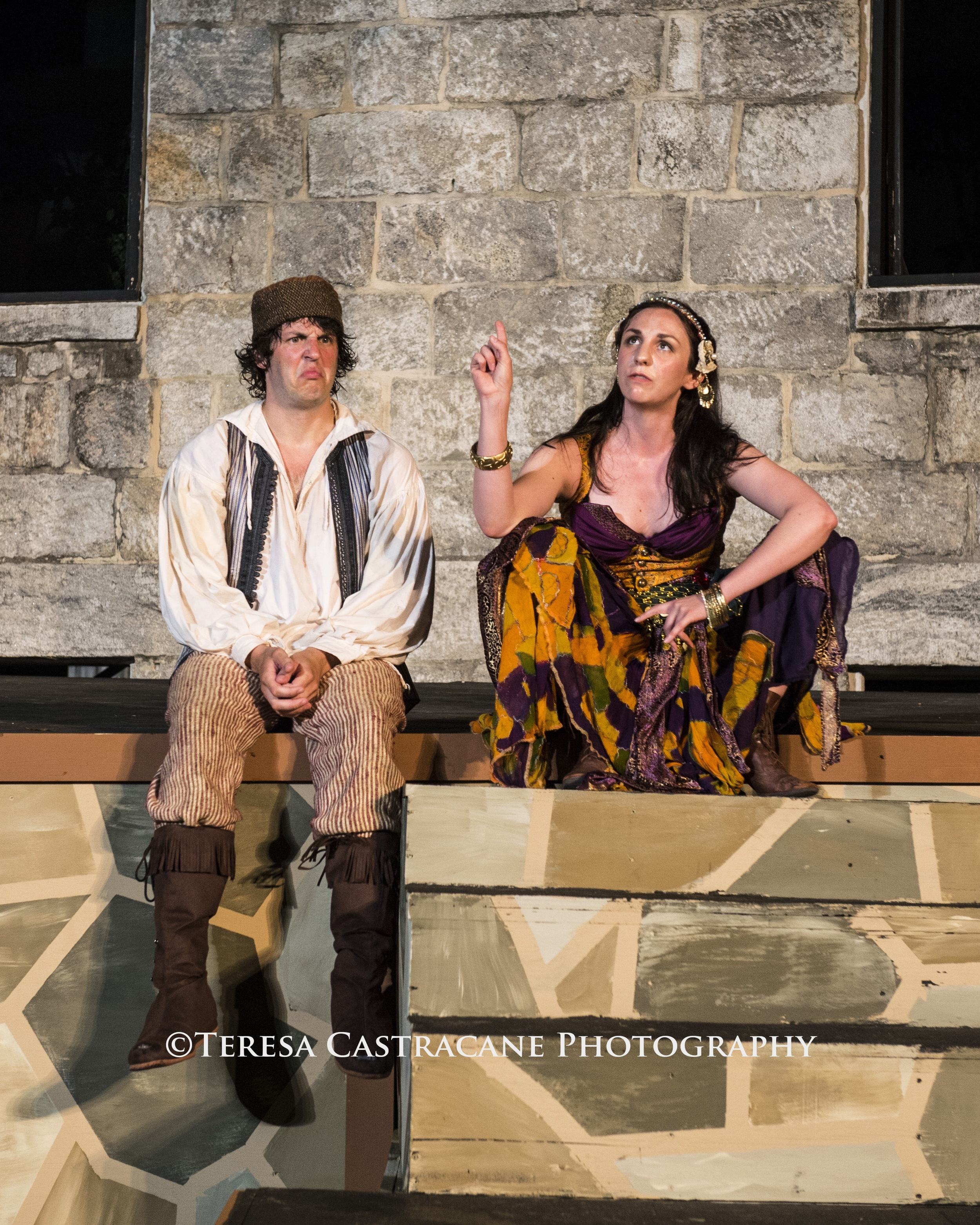 Chesapeake Shakespeare Company's As You Like It photo by Teresa Castracane Photography