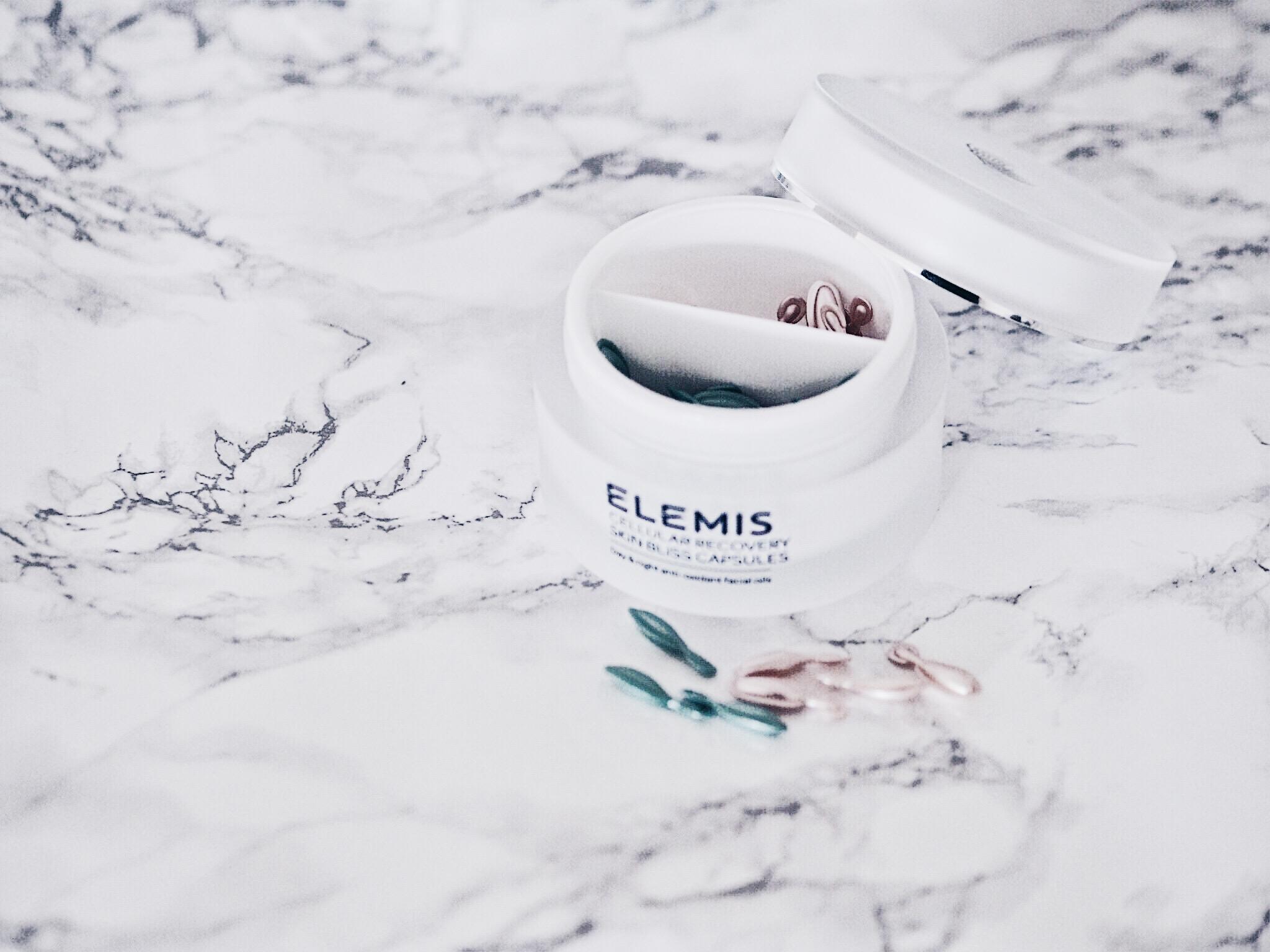 Elemis capsules