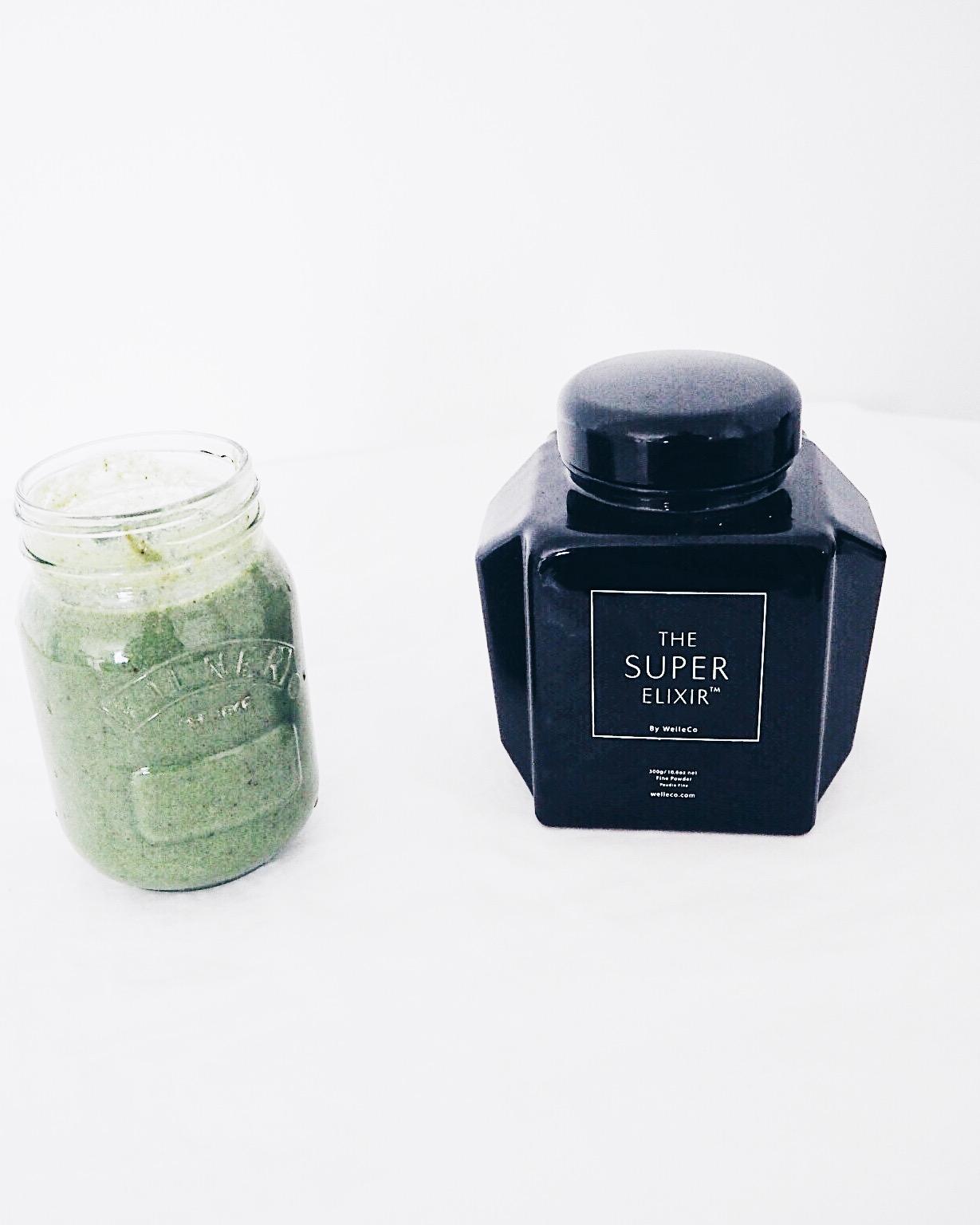 Super Elixir smoothie