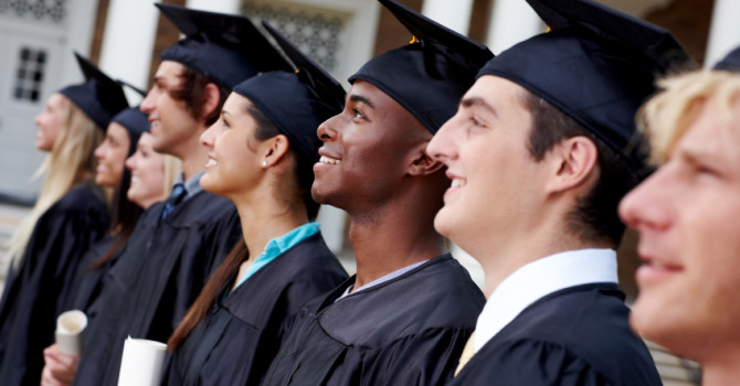 Challenged students can go from first year, to graduation, to employment — with our help.