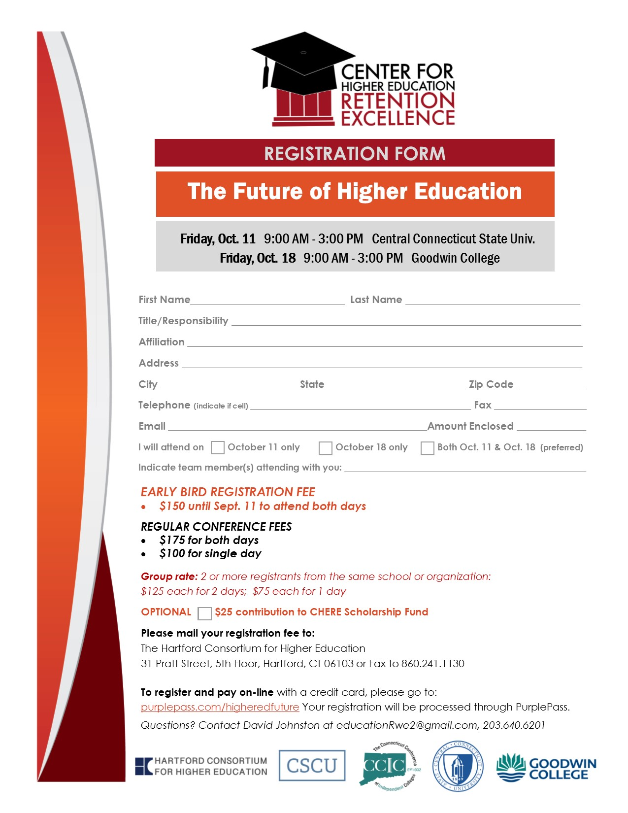 The Future of Higher Education - Part 1 — CHERE