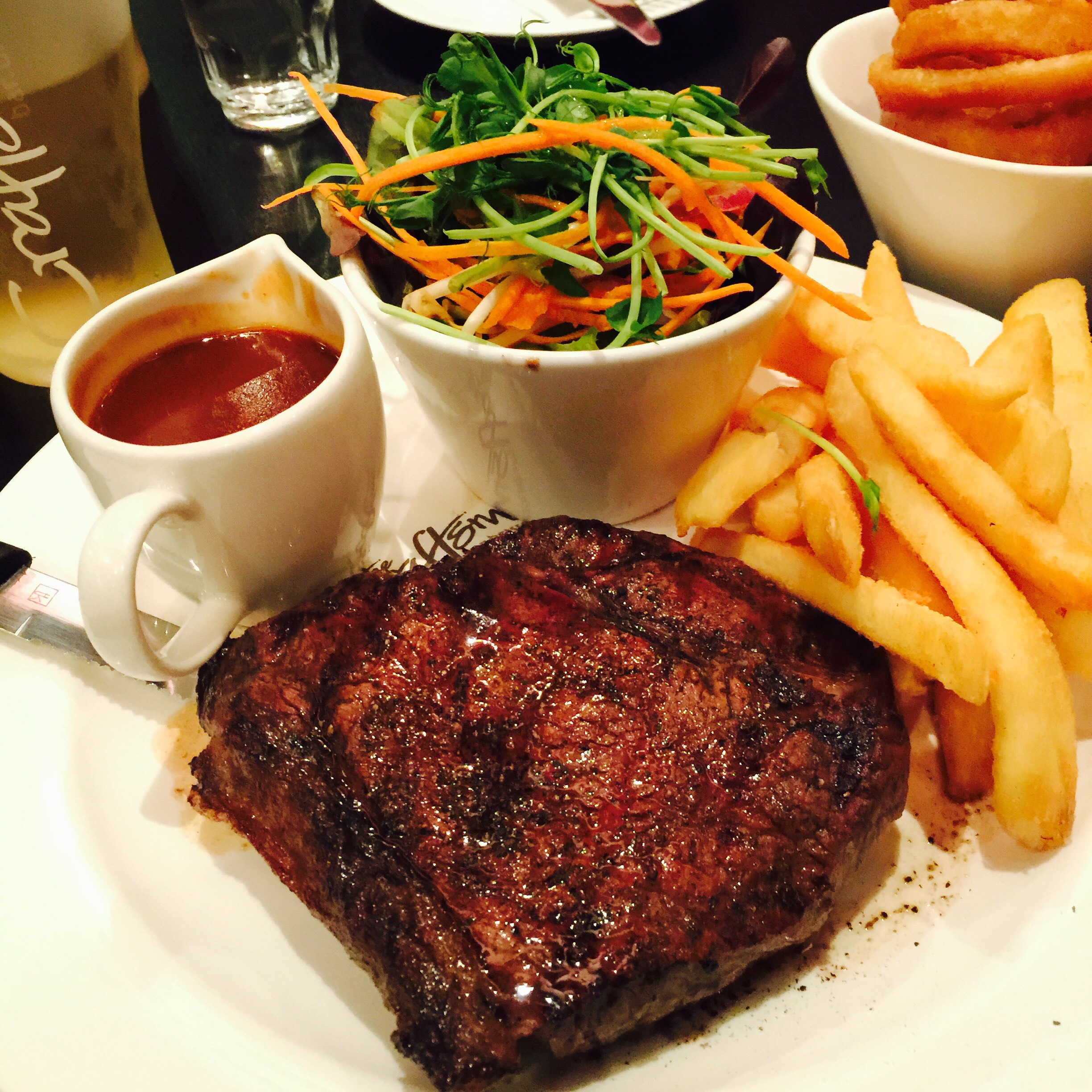 $18 Steak Special on Tuesday!