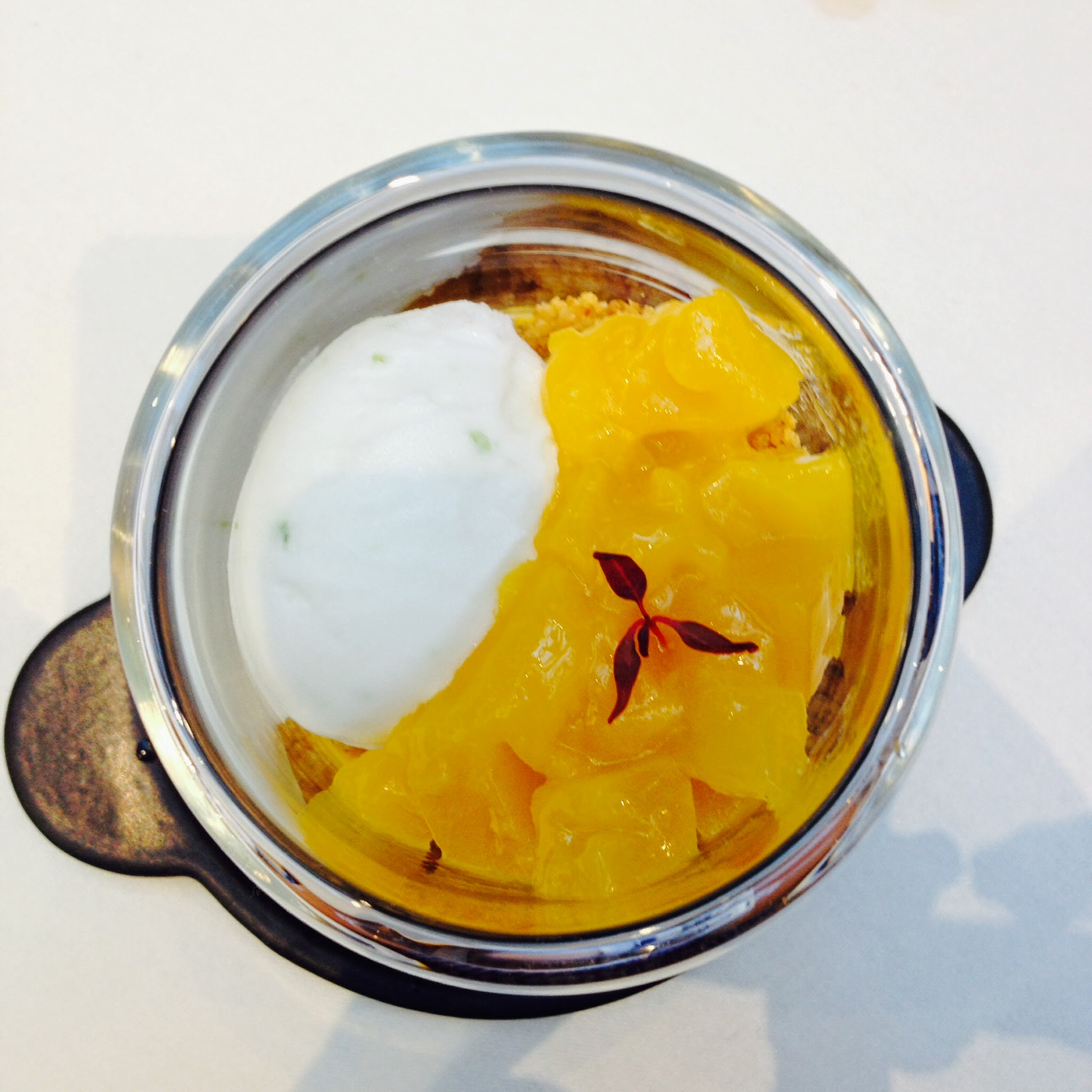 Mango Creme The Silks Perth