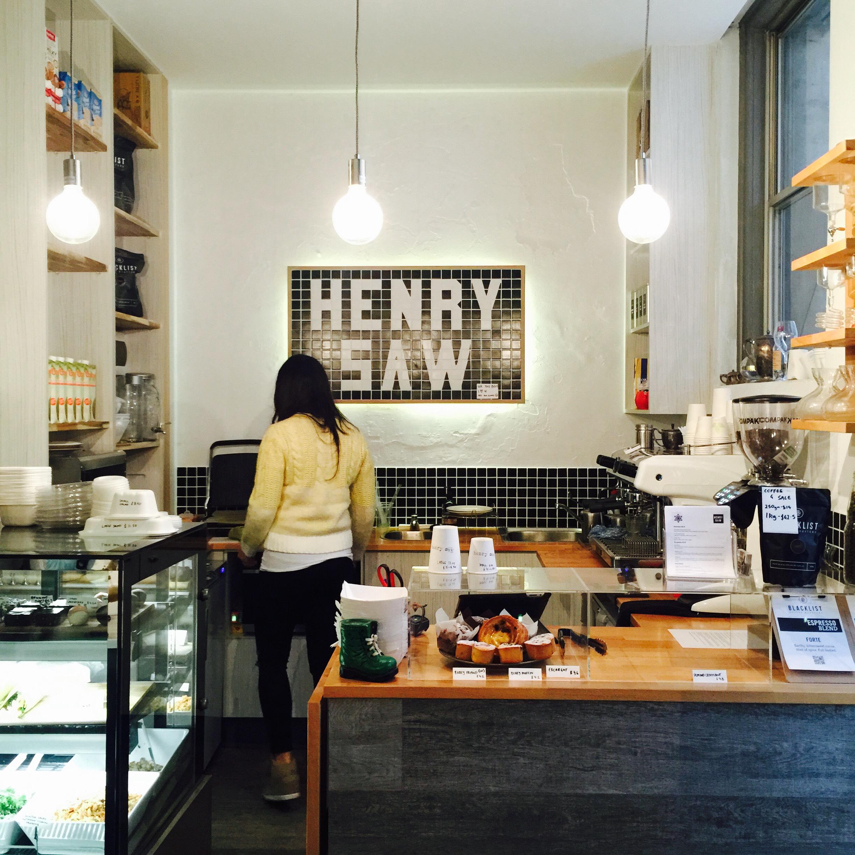 Henry Saw Coffee Shop