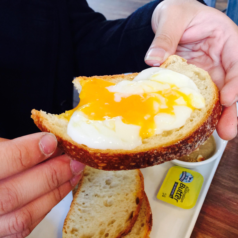 Big Singaporean Breakfast