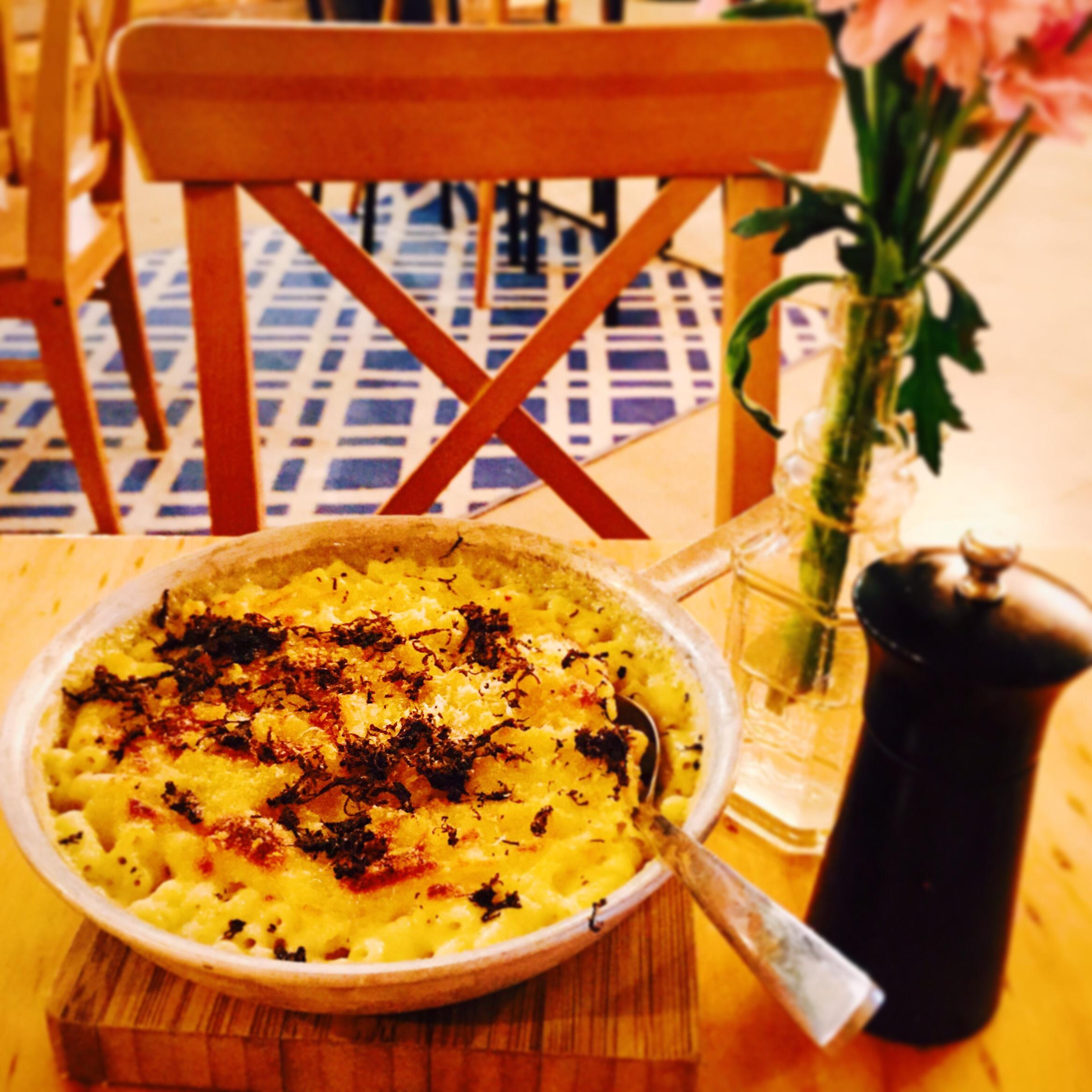Truffled Mac n Cheese